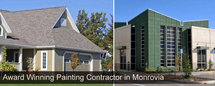monrovia painting contractor